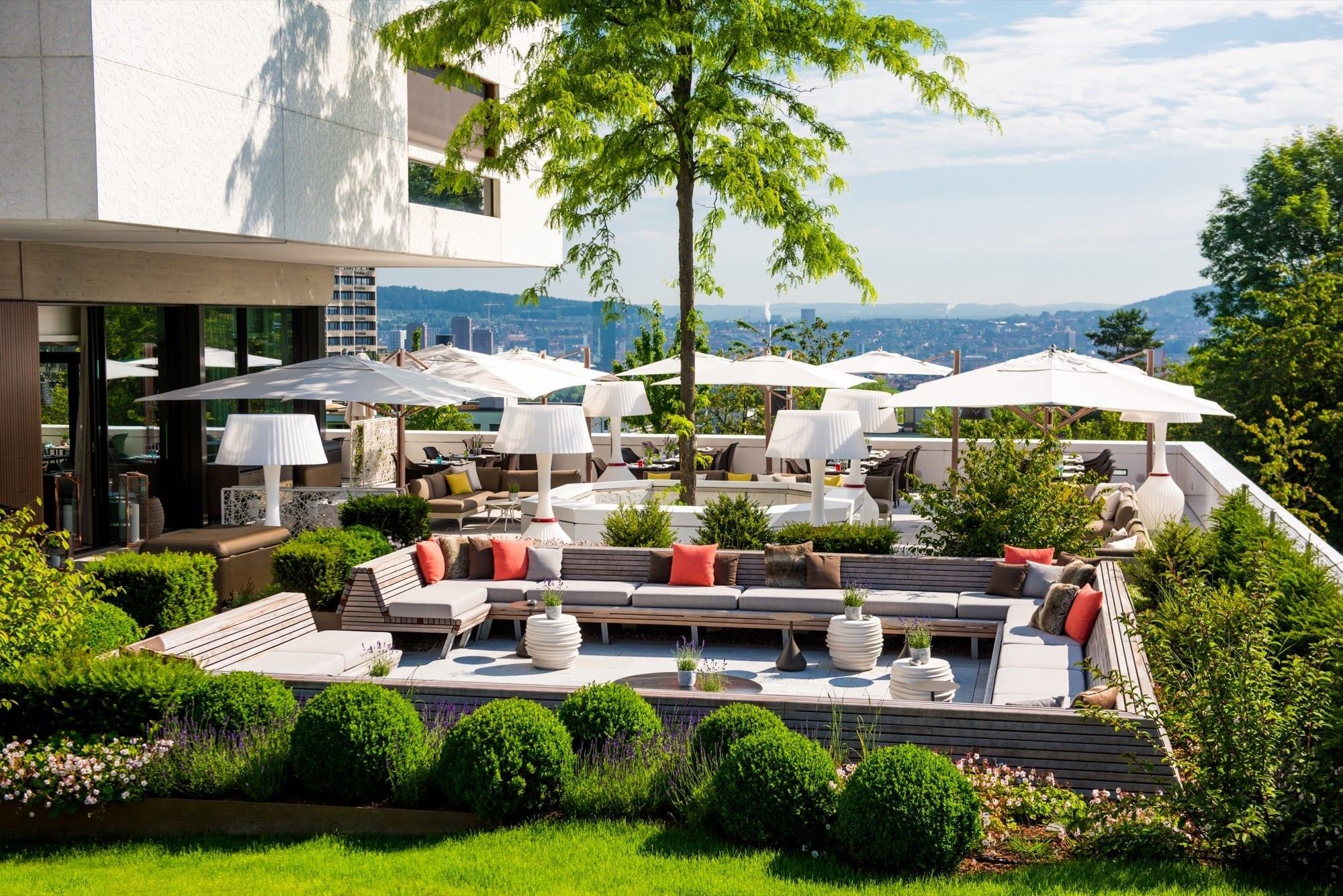 Atlantis By Giardino Zurich 5 Sterne Design Hotels