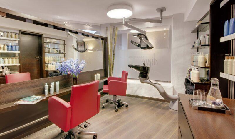 AVEDA Hair Salon St. Moritz