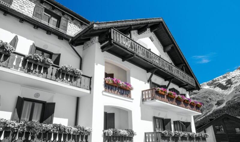 Engadiner Haus