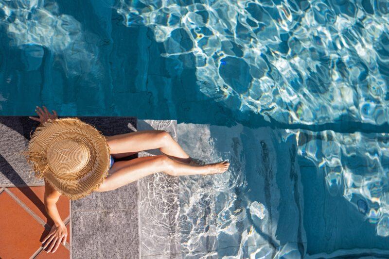GA Spa Model Pool